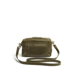 AVA ROSE Rufus Crossbody bag in Caper NWT msrp $195.00