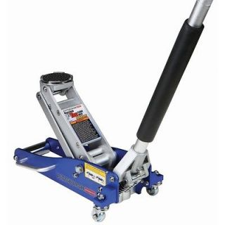 Low Profile 1.5 Ton Aluminum Racing Floor Jack   3 Ton Steel Car Jack
