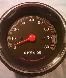New Harley Davidson Tachometer OEM