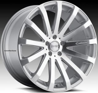20 MRR HR9 Wheels For Audi A7 A8 A5 S5 S8 Staggered Rims & Caps Set