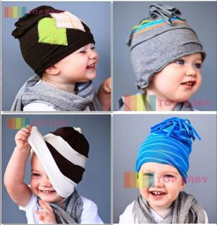 baby boy hat pattern