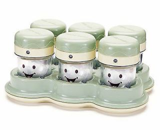 Baby Bullet Food Storage Containers