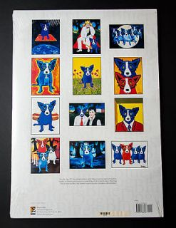 12 George Rodrigue Blue Dog Prints 9.5x12 Museum Quality