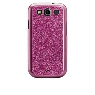 Case mate Glam Barely There Slim Case Cover for Samsung Galaxy S3