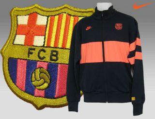 New Nike Barcelona Football Club Supporter Jacket NWT M