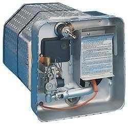 New SW6P Suburban Rv Water Heater Gas , Pilot, 3 Gallon,RV,Camp er~