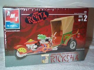 AMT George Barris Ricksha Buyers Chioce Model Kit mint