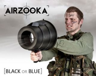 AirZooka Bazooka Blaster Fun Gun Game Air Zooka Launcher Kids Toy