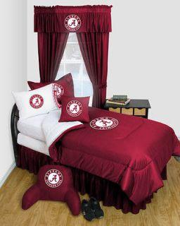 NCAA Alabama Crimson Tide Locker Room 10 Piece Bed Bag