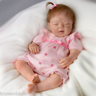 Real Baby Doll Beautiful Dreamer Miricals of Love Breathing Heartbeat