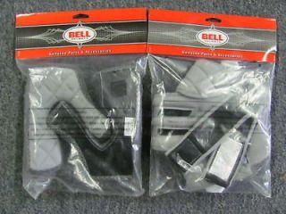 Bell Helmet Liner & Cheek Pads Set Moto 8 XS 30mm