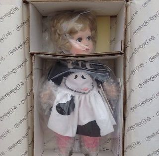 Becky by Bets van Boxel, Hamilton Collection Doll, #1694B, NEW In