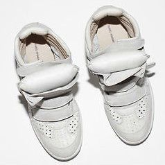 NIB Isabel Marant Bekket Wedge Sneakers White US 6 7 8 9 10 2013