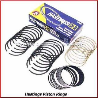 STD Cast Piston Rings sb Chevy Ford Chrysler AMC 327 350 289 302 351W