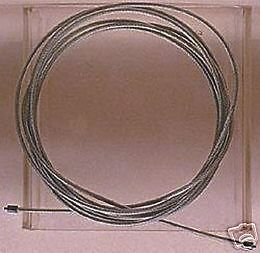 BENNETT OLD GAS PUMP HOSE RETRACTOR CABLE FREE S&H