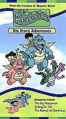 Dragon Tales   Big Brave Adventures [VHS], Excellent VHS Videos