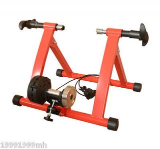 Magnetic Indoor Bicycle Trainer Exercise Bike Stand Support Workout