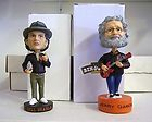 Jerry Garcia + Bill Graham SF Giants Grateful Dead Bobble Bobblehead