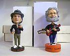 Jerry Garcia + Bill Graham SF Giants Grateful Dead Bobble Bobblehead