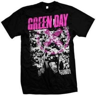 GREEN DAY Uno T Shirt S XL NEW