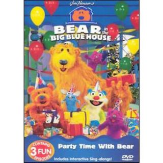 Bear In the Big Blue House/Party Time with Bear Dvd #zCL