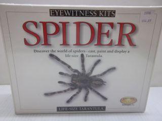 SKULLDUGGERY EYEWITNESS SPIDER LIFE SIZE REPLICA TARANTULA KIT