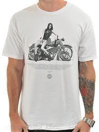 Unit Ride Bill Hicks White Shirt   Large L   Brand New Authentic w