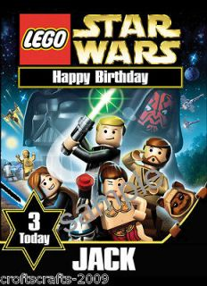 lego star wars birthday cards