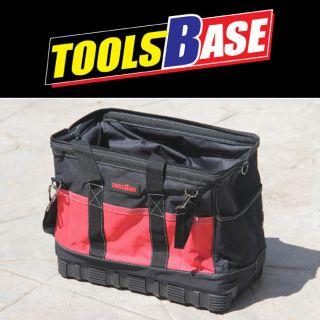16 inch rubber base tool bag   heavy duty electrician hardware