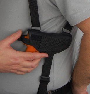 Barsony Cross Harness Shoulder Holster for CZ 92