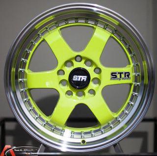 green machine wheel
