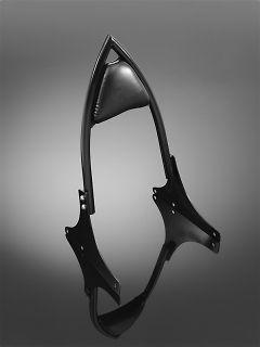 HIGHWAY HAWK BLACK GOTHIC ARCH SISSY BAR HARLEY DAVIDSO N SPORTSTER XL