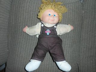 Vintage Blue Box Cabbage Patch Doll.