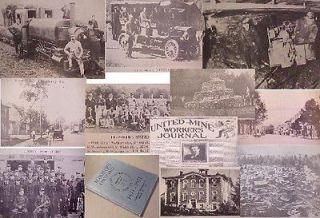 BLOSSBURG PA history 1871 1971 TIOGA CNTY COAL MINE MINING UMWA