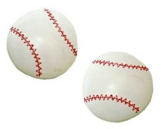 Baseball Drawer Pulls by Borders Unlimited