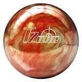 Bowling Ball   Brunswick   T ZONE MANGO SWIRL  16 LB   NEW IN BOX