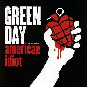 GREEN DAY AMERICAN IDIOT[BOULEVARD OF BROKEN DREAMS,WAKE ME UP WHEN