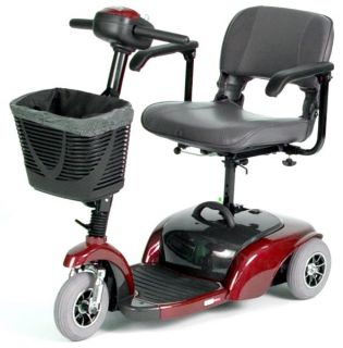 ActiveCare Spitfire1310 Three 3 Wheel Power Mobility Electric Scooter
