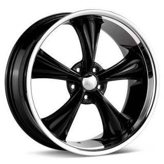 Boss 338 18 Inch Black Wheel 5x115