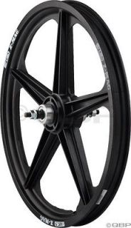 New ACS Z Mag 5 Spoke Rear Black Mag Wheel