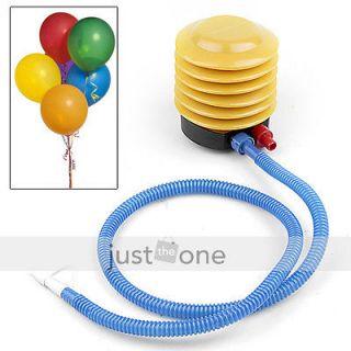 New Balloon Bicycle Yoga Ball Foot Air Pump Inflator
