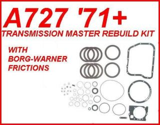 borg warner 71 transmission