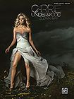 CARRIE UNDERWOOD BLOWN AWAY PIANO/VOCAL//GUITAR SHEET MUSIC BOOK