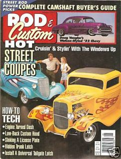 JANUARY 1997 ROD & CUSTOM 32 AND 33 FORD COUPES 39 CHEVY COUPE 1941