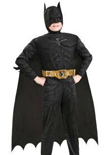Kids Boys Toddler Batman Dark Knight Rises Halloween Costume
