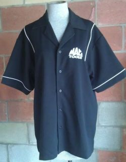 Mens Mac Tools Bowling Shirt sz M, L, XL, 2XL
