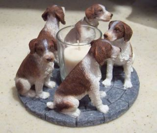 BRITTANY, VOTIVE CANDLE HOLDER, TRUE FRIENDS, CIRCLE OF FRIENDS