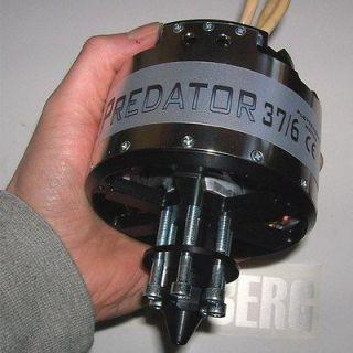 Plettenberg Predator 37/6 Brute Power EP Outrunner Motor