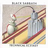 Black Sabbath Technical Ecstasy CD