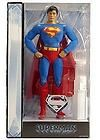 DC Mattel SUPERMAN Movie CHRISTOPHER REEVE 12 Action Figure Mattel 1 6